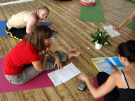 Yoga for teachers