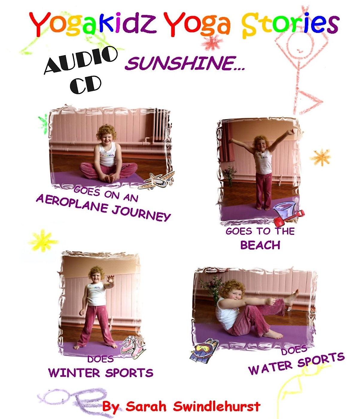 Sunshine...Yogakidz Yoga 4 Stories - CD
